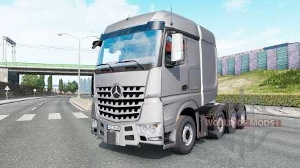 Mercedes-Benz Arocs SLT v1.5.5.1 für Euro Truck Simulator 2