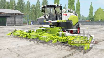 Claas Jaguar 900 TerraTrac pour Farming Simulator 2017