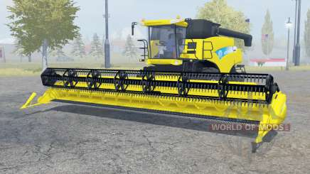 New Holland CR9090 titanium yellow für Farming Simulator 2013