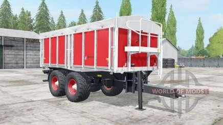 Kroger TKD 302 paint options für Farming Simulator 2017