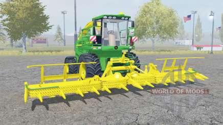 John Deere 7950i malachite pour Farming Simulator 2013