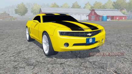 Chevrolet Camaro 2006 pour Farming Simulator 2013