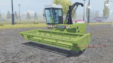 Fortschritt E 281-E für Farming Simulator 2013