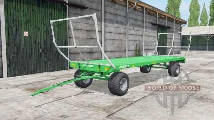 Joskin Wago autoload pour Farming Simulator 2017