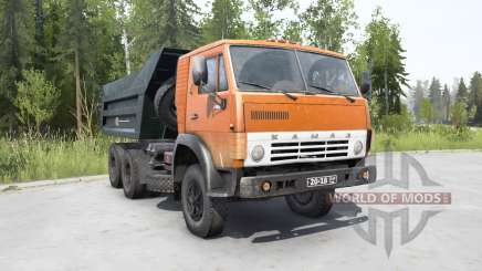 KamAZ-5511 pour MudRunner