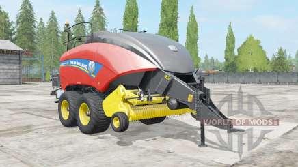 New Holland BigBaler 340 and Roll-Belt 450 für Farming Simulator 2017