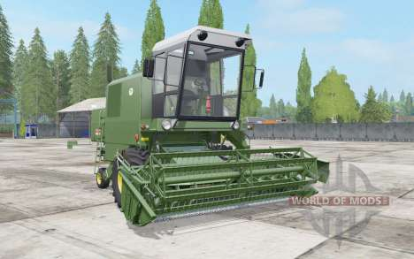 Bizon Super Ȥ056 pour Farming Simulator 2017