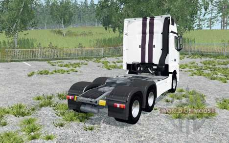 Mercedes-Benz Actros für Farming Simulator 2015