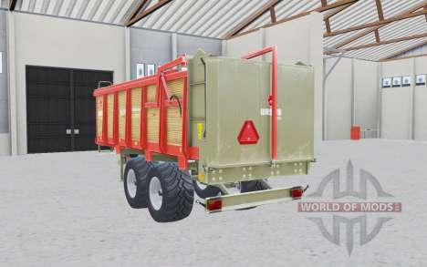 Ursus N-270 für Farming Simulator 2017