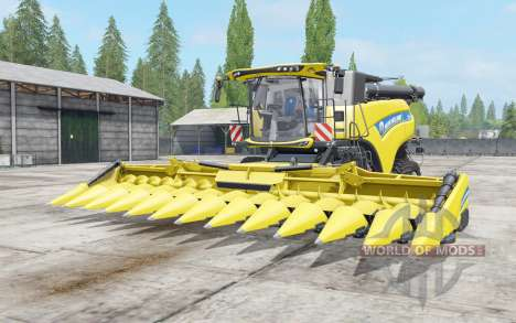 New Holland CR10.90 réglage editioɳ pour Farming Simulator 2017
