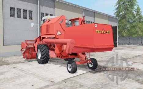 Bizon Rekord Ȥ058 pour Farming Simulator 2017