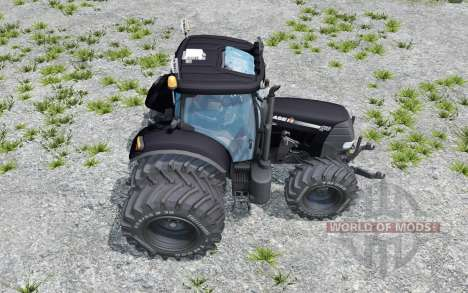 Case IH Puma 160 CVX dual rear wheels pour Farming Simulator 2015