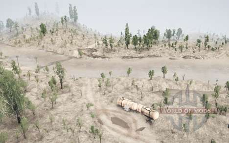 Welsh Run pour Spintires MudRunner