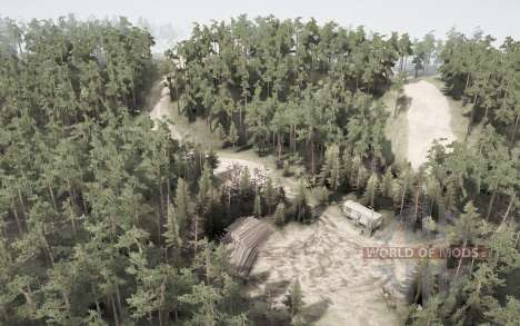 Laidback Valley pour Spintires MudRunner