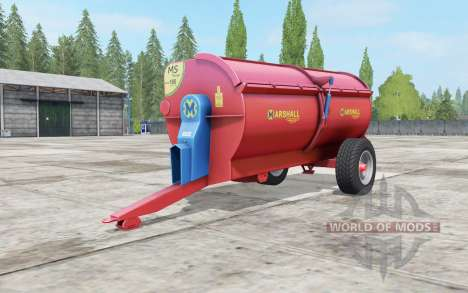 Marshall MS105 für Farming Simulator 2017