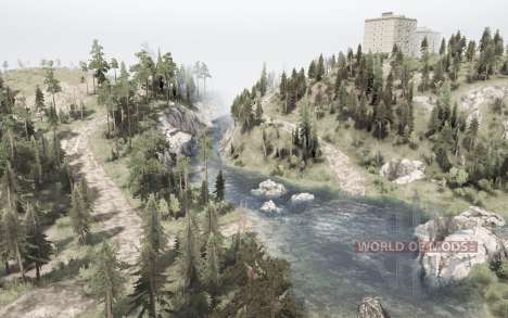 Rock Creek pour Spintires MudRunner