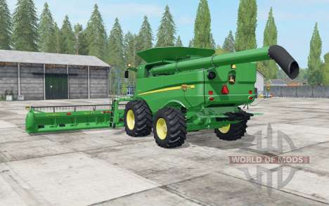 John Deere S760-790 US version pour Farming Simulator 2017