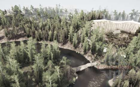 Travail 2019 pour Spintires MudRunner