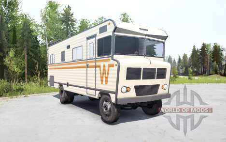 Winnebago Indian pour Spintires MudRunner