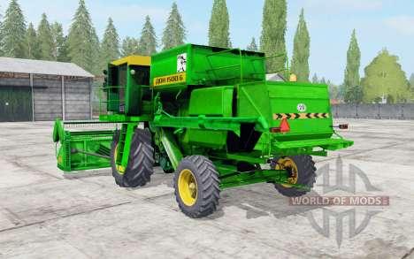 N'-1500B vert clair Okas pour Farming Simulator 2017