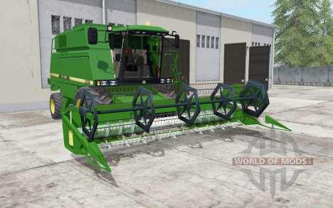 Jean Deeᶉe 2058 pour Farming Simulator 2017