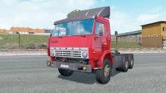 KamAZ-5410 couleur rouge vif pour Euro Truck Simulator 2