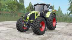 Claas Axion 920-950 USA für Farming Simulator 2017