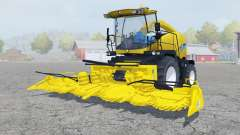 New Holland FR9050 ripe lemon für Farming Simulator 2013