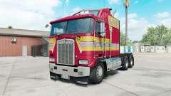 Kenworth K100E paradise pink für American Truck Simulator