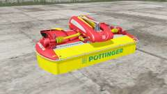 Pottinger NovaCat 301 ED pour Farming Simulator 2017