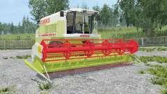 Claas Dominator 204 Mega pour Farming Simulator 2015
