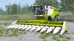 Claas Lexion 770 TerraTrac rio grande für Farming Simulator 2015