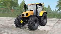 New Holland T6.140-175 für Farming Simulator 2017