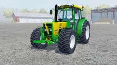 Buhrer 6135 A front loader für Farming Simulator 2013
