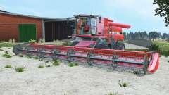 Case IH Axial-Flow 9230 deep carmine pink für Farming Simulator 2015