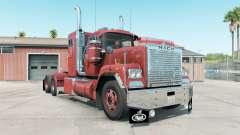Mack Super-Liner light carmine pink für American Truck Simulator