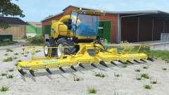 New Holland FR9090 attachments pour Farming Simulator 2015
