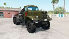 KrAZ-258 für American Truck Simulator