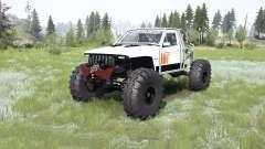Jeep Comanche crawler