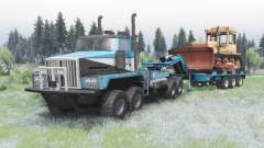 Western Star 6900TS v1.1 pour Spin Tires