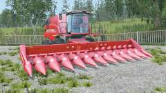 Case IH Axial-Flow 9230 carmine pink pour Farming Simulator 2015