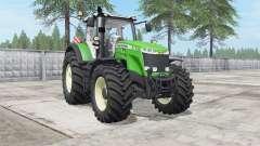 Massey Ferguson 8727-8740 large Terra tires für Farming Simulator 2017