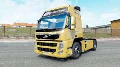Volvo FM Globetrotter cab 2010 pour Euro Truck Simulator 2