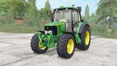John Deere 6020-7020 series für Farming Simulator 2017