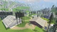 Tyrolean Alps für Farming Simulator 2013