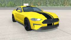 Ford Mustang EcoBoost Performance 2018 für BeamNG Drive