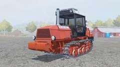 W-150 weiche rote Farbe für Farming Simulator 2013