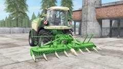 Krone BiG X 580 mit bunker für Farming Simulator 2017