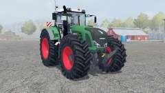 Fendt 939 Vaᶉio für Farming Simulator 2013