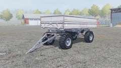 Fortschritt HW 80 gainsboro pour Farming Simulator 2013